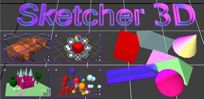 sketcher 3d pro 1.43 apk