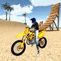 Motocross Beach Jumping 3D