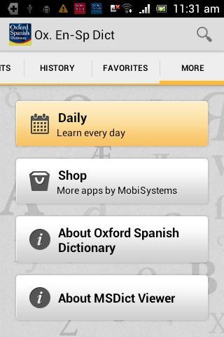 Download Oxford Spanish Dictionary Apk 4 3 122,com