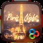 Paris Night GO Launcher Theme