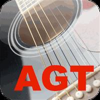 Afinador de violão acústico