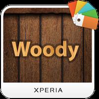 Tema Xperia™ - Woody
