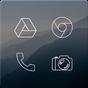 Γραμμές Δωρεάν - Icon Pack