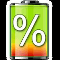 mostrar percentual de bateria
